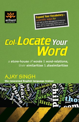 Col-Locate Your Word a store-house of words & word-relations,their similarities & dissimilarities