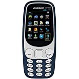 "Darago 3310i Dual Sim, 2.4"" Big Screen Mobile Phone (Navy Blue)"