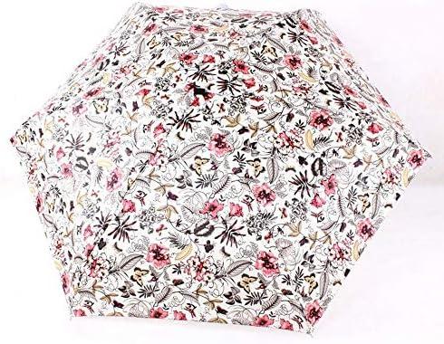 YSKGZ Ombrello Pittura A Olio Olio Olio Creativa 5 Volte Mini Tasche Leggere Eccellenti Ombrello Ombrelli di Prossoezione all'Ingrosso Donne della Pioggia,D | Sulla Vendita  | Delicato  c559b2