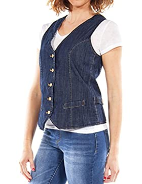 Carrera Jeans – Gilet Jeans 49