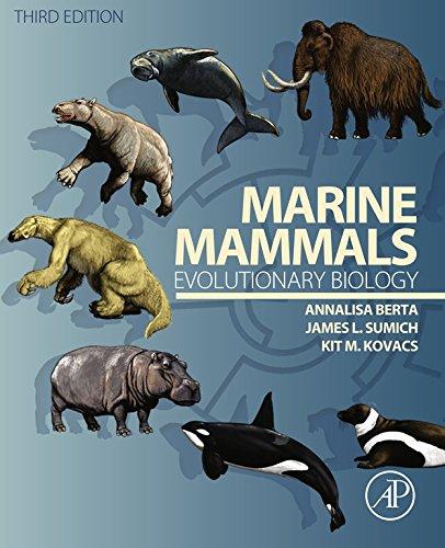 Marine Mammals: Evolutionary Biology (English Edition) (Flipper-tasten)