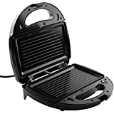 Sokany 3 In 1 Breakfast Sandwich And Waffle Press With 3 Sets Of Detachable Non-stick Plates