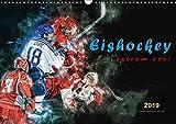 Eishockey - extrem cool (Wandkalender 2019 DIN A3 quer): Teamsport der Extra-Klasse - Kraft, Ausdauer, Härte und Schnelligkeit (Monatskalender, 14 Seiten ) (CALVENDO Sport)