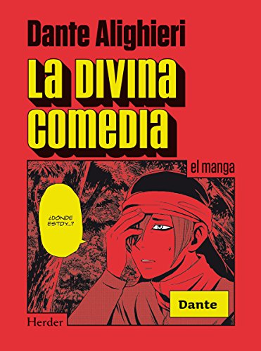 La divina comedia: el manga por Dante Alighieri