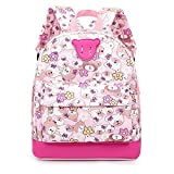 Comfysail Cute Bear Kid's Backpack - Best Gift/School Bag for 3-5 years old Little Children (Pink)
