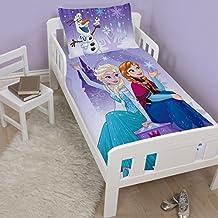 Disney congelado copo de nieve Junior funda nórdica y funda de almohada Set