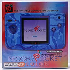 Neo Geo Pocket Color Camouflage Blue Complète [Occasion TBE]