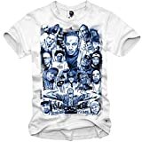 E1SYNDICATE T-SHIRT HIP HOP ALL STARS RAP NWA DR. DRE SNOOP DOGG 2 PAC EAZY E S-XXL