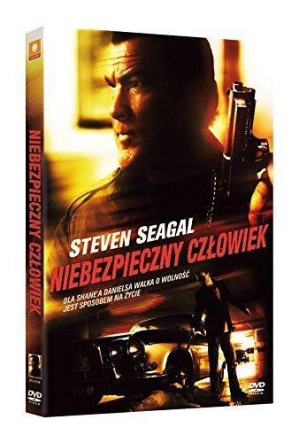 A Dangerous Man [DVD] [Region 2] (English audio) by Steven Seagal