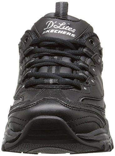 Skechers  D'LitesCentennial,  Sneaker donna Nero