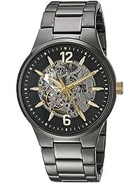 Bulova Analogue Grey Dial Men's Watch -45A137