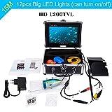 Unterwasser Fisch Finder HD 1200TVL - 7