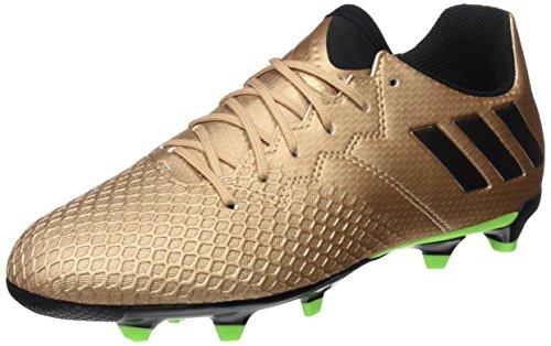 Bronze Metallic Kid Schuhe (adidas Messi 16.3 FG Junior Bronze Gr.5.5 UK - 38.2/3 EU)