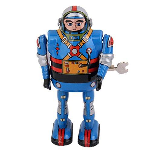 Juguete-de-Cuerda-Robot-Astronauta-Hojalata