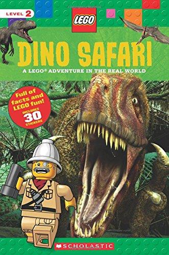 Dino Safari (Lego Nonfiction)