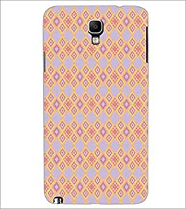 PRINTSWAG DIAMOND PATTERN Designer Back Cover Case for SAMSUNG GALAXY NOTE 3 NEO