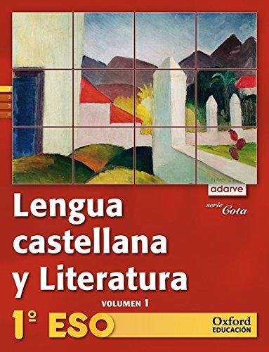 Lengua Castellana Y Literatura. Adarve Cota Trimestral - 1º ESO - 9788467362749