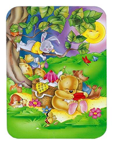 caroline-tesori-da-picnic-time-animali-tappetino-per-mouse-presina-o-sottopentola-multicolore-aph097