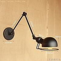 GaoHX Light Personalità Creativa Vintage Industriale Telescopico