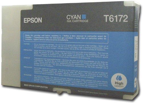 Epson T6172 Cartouche d'encre d'origine haute capacité 1 x cyan 7000 pages