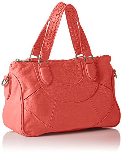 Liebeskind Berlin Estherxs Icon Bag, Sacs portés main Rose - Pink (pink flamingo 4302)