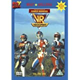 Saban's Vr Troopers: Volume 1 [DVD] by Michael Sorich