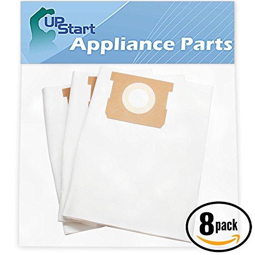 Taschen Walmart (24Ersatz VAC Walmart Wet/Dry Vac 598–08–27Staubsaugerbeutel–Kompatibel VAC 90661Staubsaugerbeutel (8er, 3Taschen pro Pack))