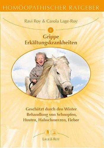 Preisvergleich Produktbild Homöopathischer Ratgeber, Bd.5, Erkältungskrankheiten