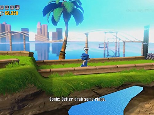 Image of Clip: Sonic the Hedgehog Level Pack
