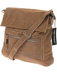Schultertasche Handtasche Umhängetasche Shopper Tasche Bag Street