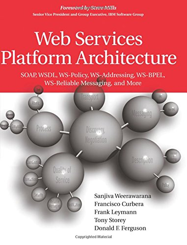 Web Services Platform Architecture: Soap, Wsdl, Ws-Policy, Ws-Addressing, Ws-Bpel, Ws-Reliable Messaging, and More por Sanjiva Weerawarana