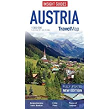 Insight Travel Maps: Austria