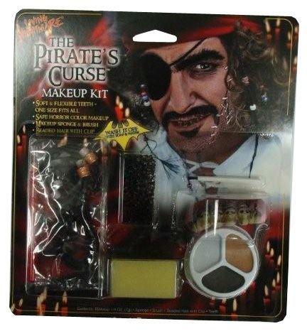 egenheiten FW9421P Pirate Horror Character Kit (Pirate Kit Make Up)