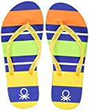 #7: United Colors of Benetton Women's Flip-Flops