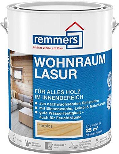 Remmers Wohnraum-Lasur - weiß 10ltr
