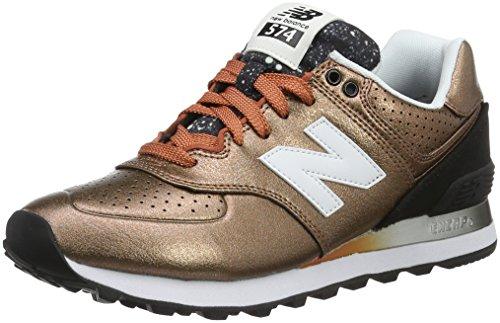 new-balance-women-574-training-running-shoes-multicolor-copper-220-55-uk-38-eu