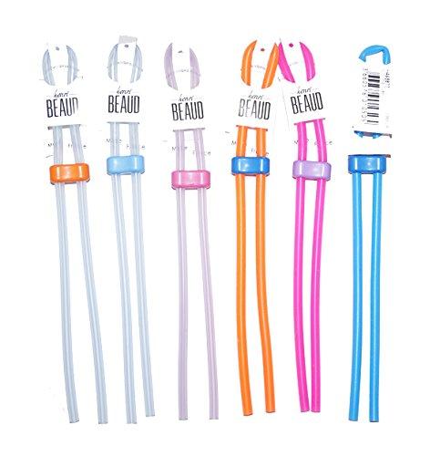 elastique-bande-silicone-pour-les-enfants-dans-vers-couleurs-avec-tube-embout-de-julbo