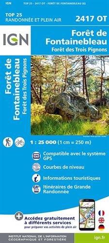 2417OT FORET DE FONTAINEBLEAU par COLLECTIF