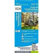 Forêt de Fontainebleau / Forêt des Trois Pignons