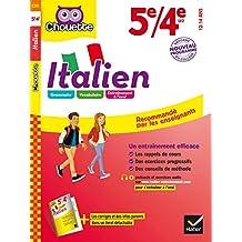 Italien 5e/4e: LV2 1re et 2e années (A1 vers A2)
