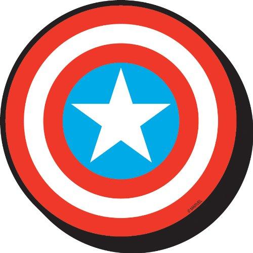Magnete-Marvel-Captain America Shield ufficiale regali giocattoli 95088 - America Del Magnete