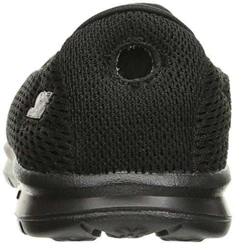 Skechers Prestazioni andare passo Spostamento Walking Shoe Black