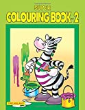Super Colouring Book - Part 2