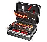 Format PROFI Elektriker Werkzeugsatz Werkzeugkoffer Werkzeug 38tlg. im Koffer