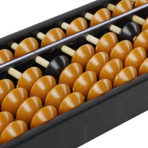 Ábacos Recursos para planes de estudios Hustar 13 columnas vintage chino madera abacus math herramientas de aprendizaje Soroban calculadora