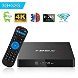 KAIDILA T95z Max S912 TV Box Android 7.1 Mali-450 Octa-Core GPU 2 g + 16 g/3 g + 32 g 2,4 Ghz WLAN 4K Smart Set-Top Box