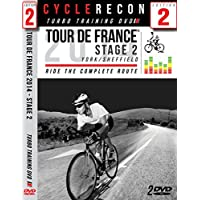 CycleRecon 2: Tour de France 2014 - Stage 2 - York to Sheffield - Turbo Training DVD