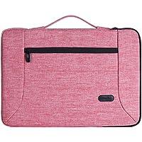 "ProCase 13-13,5 pollici Laptop Custodia Sleeve Borsa Copertura per Macbook Pro Air, Surface Book, Maggior Parte 12"" 13"" Laptop Ultrabook Notebook MacBook Chromebook -Rosa"