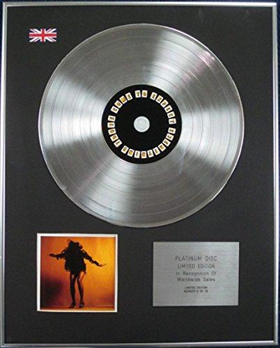 The Last Shadow Puppets - Limited Edition CD Platinum Disc - everything you' ve come to Expect