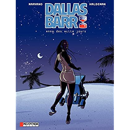 Dallas Barr - Tome 5 - Anna des mille jours (Polyptique - Dallas Barr)